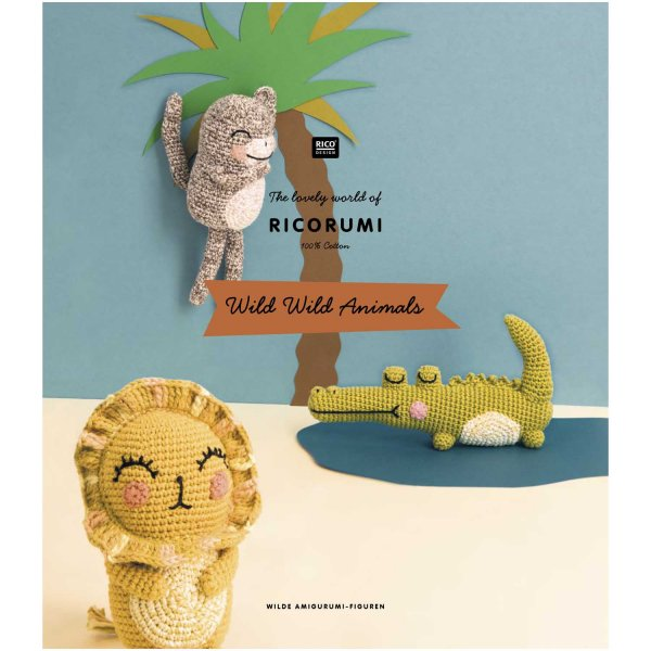 Rico Design Ricorumi Wild Wild Animals