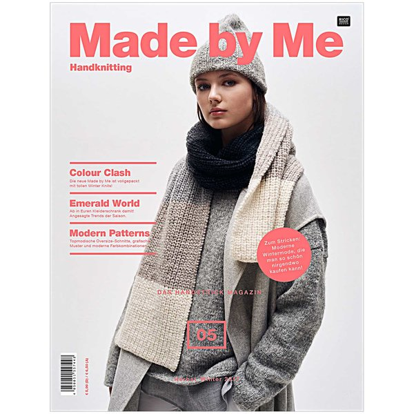 Made by Me Handknitting 05 Herbst-Winter 2016