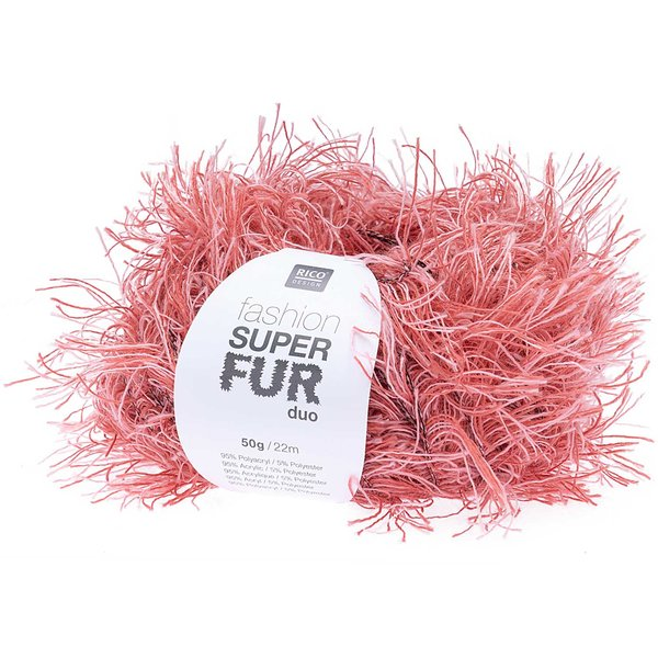 Rico Design Fashion Super Fur Duo 50g 22m