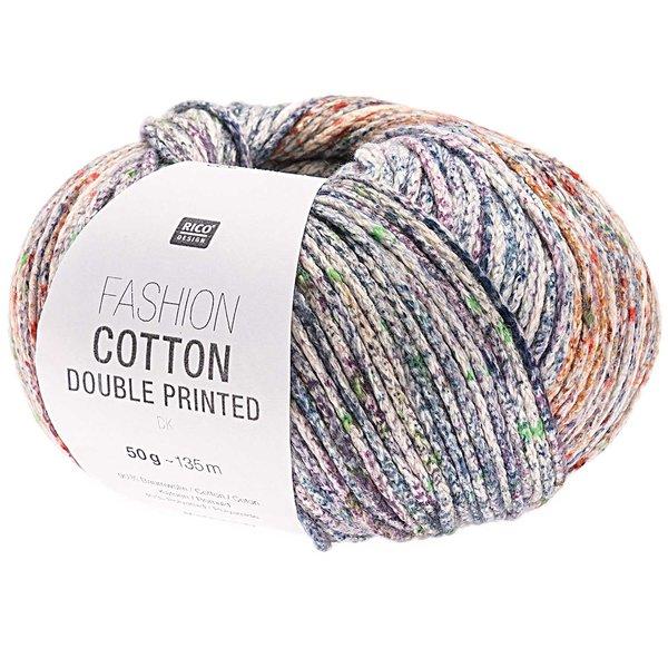 Rico Design Fashion Cotton Double Printed dk 50g 135m