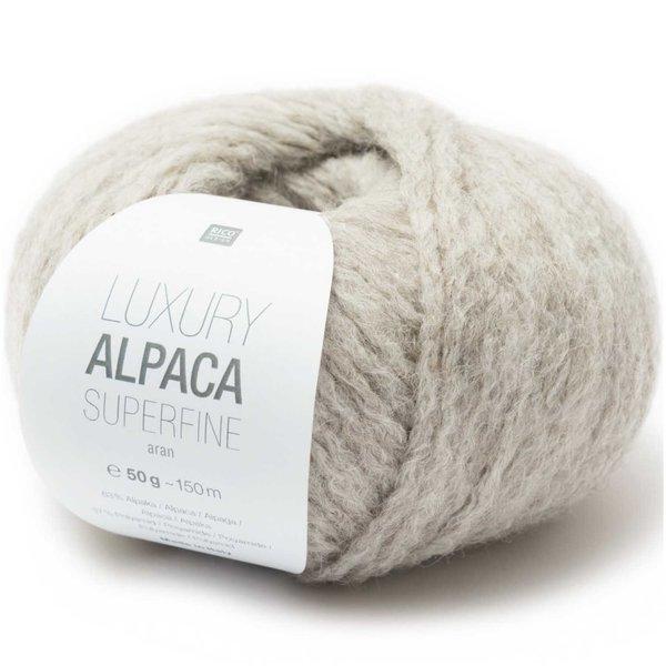 Rico Luxury Alpaca Superfine aran 50g 150m