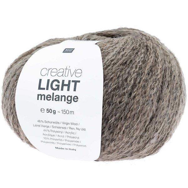 Rico Design Creative Light Melange 50g 150m