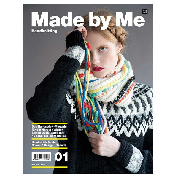 Made by Me Handknitting 01 Herbst-Winter 2015-2016