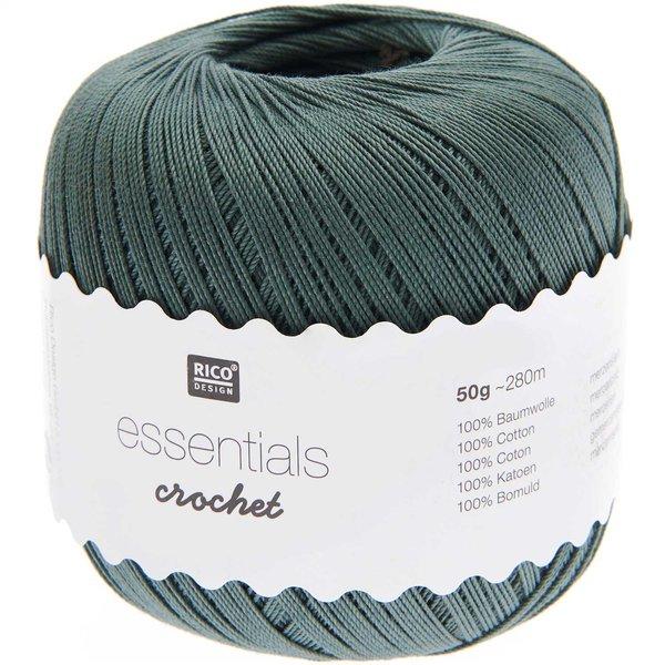 Rico Design Essentials Crochet 50g 280m