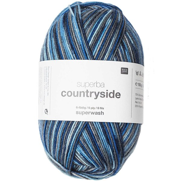 Rico Design Superba Countryside 6fädig 150g 390m